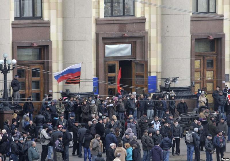 Cuộc đàm phán bất thường trong đêm tại Ukraine - ảnh 2