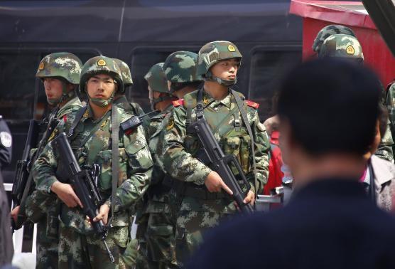 Trung Quốc nổi giận vì cáo buộc của Mỹ trong vấn đề chống khủng bố - ảnh 1