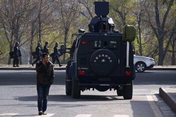 Trung Quốc nổi giận vì cáo buộc của Mỹ trong vấn đề chống khủng bố - ảnh 2
