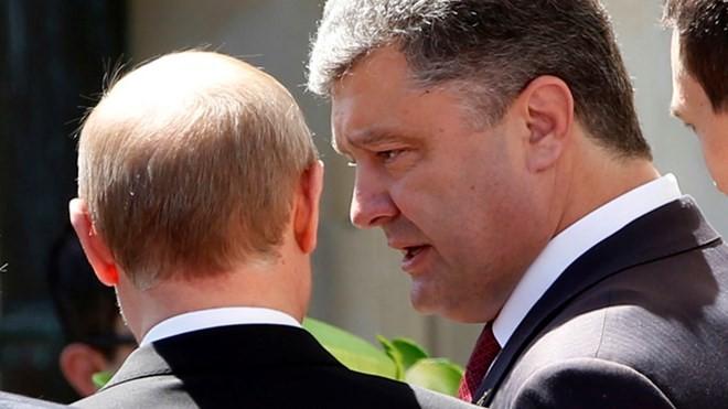 Putin cảnh báo đáp trả nếu Ukraine ký thỏa thuận liên kết với EU - ảnh 1