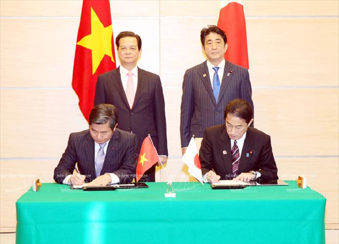 Nhật Bản sẽ có điều chỉnh trong chính sách hỗ trợ ODA - ảnh 1