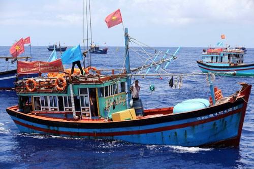 Trung Quốc nêu lý do bắt 6 ngư dân Việt Nam - ảnh 1