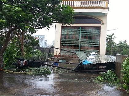 Khẩn cấp di dời 10 nghìn hộ dân tránh bão số 2 - ảnh 1