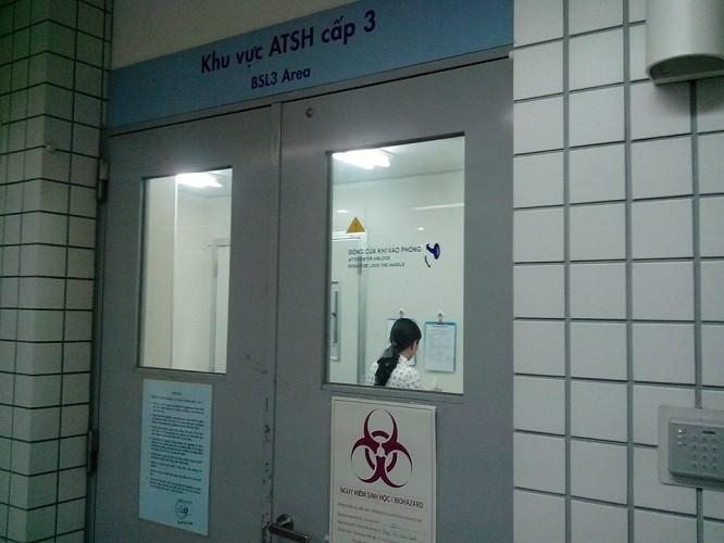 Tập huấn ứng phó với dịch bệnh Ebola - ảnh 1