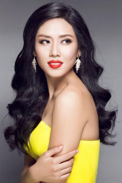 Nguyễn Thị Loan sang Anh thi Hoa hậu thế giới 2014 - ảnh 1