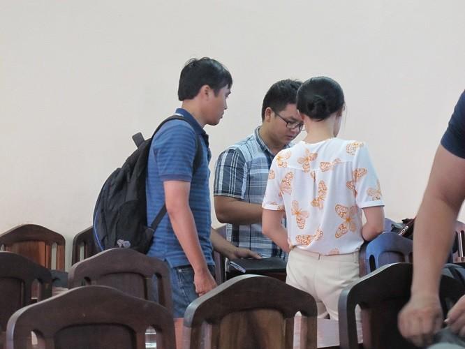 Buổi họp báo đặc biệt về vụ hoãn thi hành án tử tù Hồ Duy Hải - ảnh 2