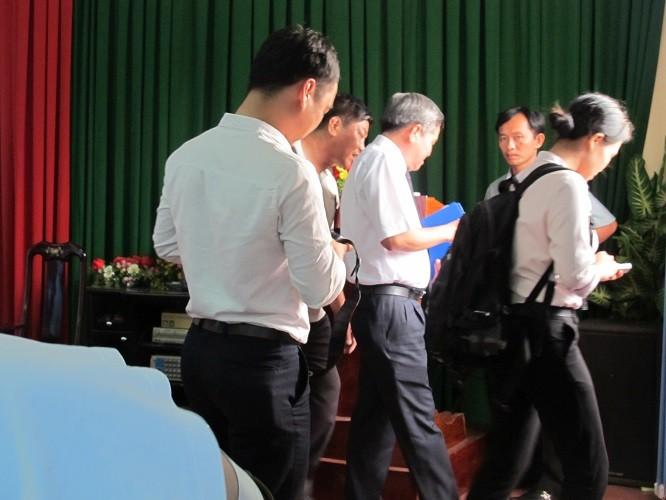 Buổi họp báo đặc biệt về vụ hoãn thi hành án tử tù Hồ Duy Hải - ảnh 3
