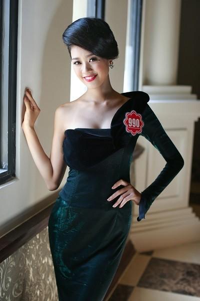 7 gương mặt nổi bật của cuộc thi Hoa hậu Việt Nam 2014 - ảnh 1
