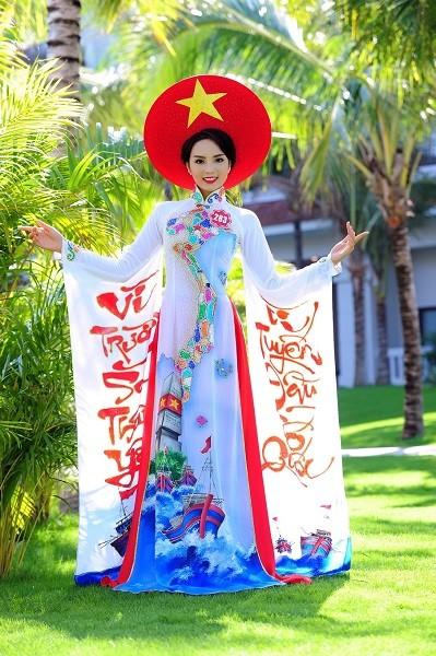 7 gương mặt nổi bật của cuộc thi Hoa hậu Việt Nam 2014 - ảnh 6