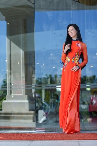 7 gương mặt nổi bật của cuộc thi Hoa hậu Việt Nam 2014 - ảnh 7