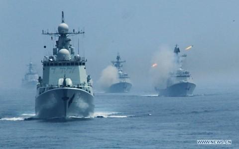 Biển Đông có thể trở thành khu vực nguy hiểm nhất thế giới - ảnh 1