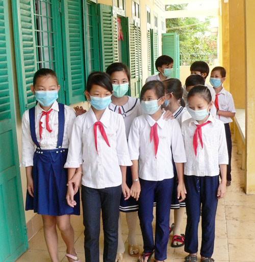 Nhóm học sinh ở Lâm Đồng nhiễm cúm A/H1N1  - ảnh 1