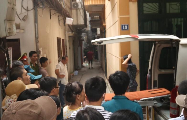 Giây phút sinh tử của gia đình 5 người chết cháy ở Hà Nội - ảnh 4