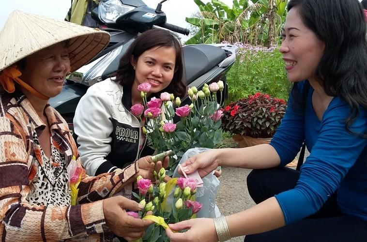 Nhà vườn cung ứng 1,9 triệu chậu hoa kiểng phục vụ tết - ảnh 6