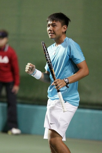 Lý Hoàng Nam làm trụ cột tại Davis Cup - ảnh 1