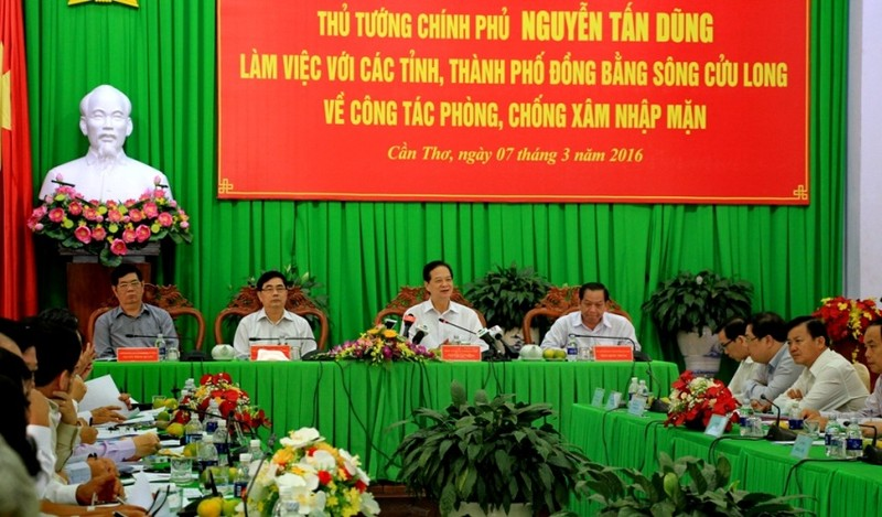 """Thủ tướng Nguyễn Tấn Dũng: """"Nhìn con số để biết trách nhiệm của chúng ta""""  - ảnh 3"""