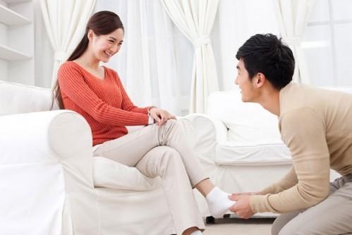 Đàn ông yêu vợ sẽ làm gì? - ảnh 4