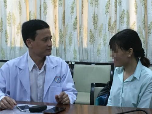 Cô gái mắc bệnh gan hiếm gặp thành sinh viên ngành y - ảnh 1
