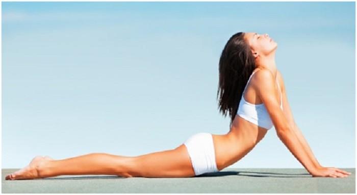 6 động tác yoga đơn giản tốt cho chuyện yêu - ảnh 3