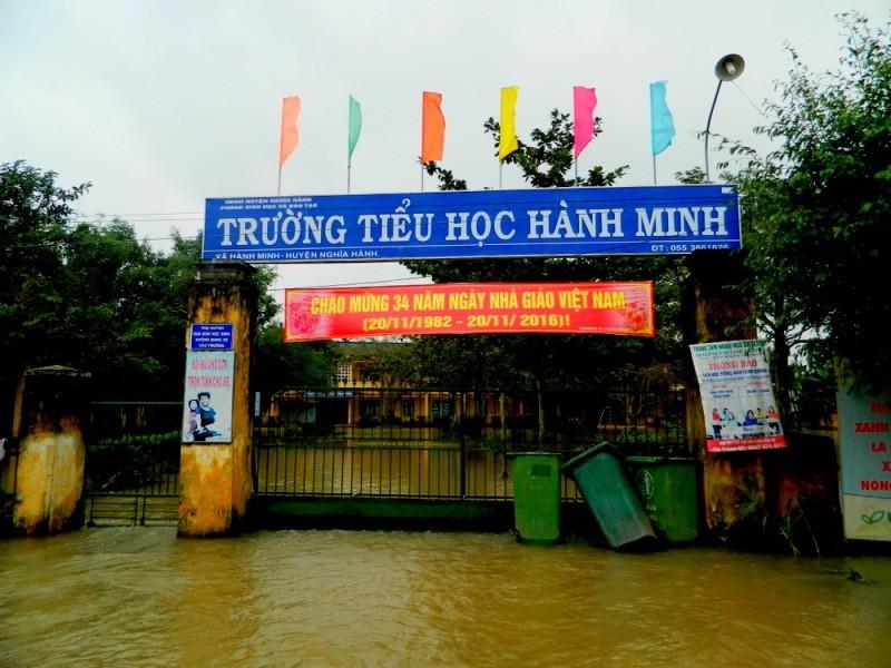 Quảng Nam thiệt hại 220 tỉ, Quảng Ngãi ngập nặng - ảnh 5
