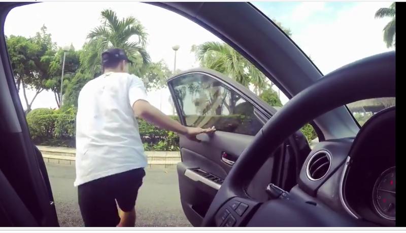 Trào lưu nhảy khỏi xe hơi nhún nhảy và nguy cơ gây tai nạn  - ảnh 2