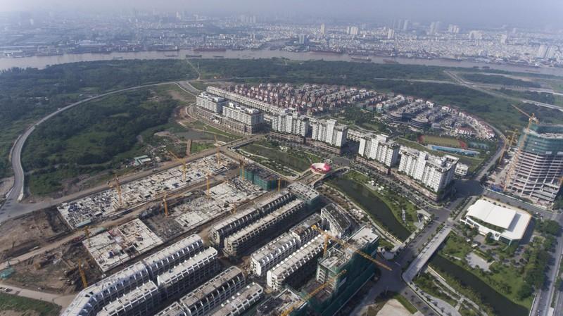 Điều chỉnh hạ tầng kỹ thuật trong khu đô thị mới Thủ Thiêm - ảnh 1