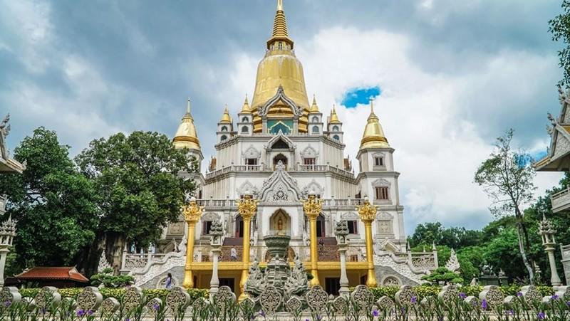 2 ngôi chùa Việt lọt tốp kiến trúc Phật giáo đặc sắc thế giới - ảnh 3