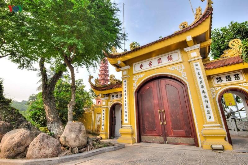 2 ngôi chùa Việt lọt tốp kiến trúc Phật giáo đặc sắc thế giới - ảnh 2