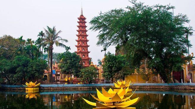 2 ngôi chùa Việt lọt tốp kiến trúc Phật giáo đặc sắc thế giới - ảnh 1