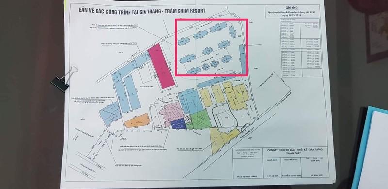 Bắt đầu cưỡng chế Gia Trang quán Tràm Chim Resort  - ảnh 2