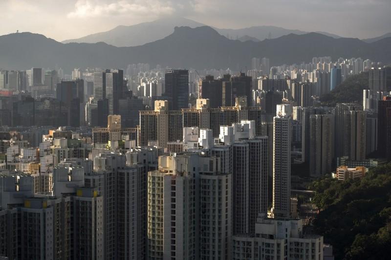 Giá bán, thuê nhà ở Hong Kong giảm kỷ lục - ảnh 1