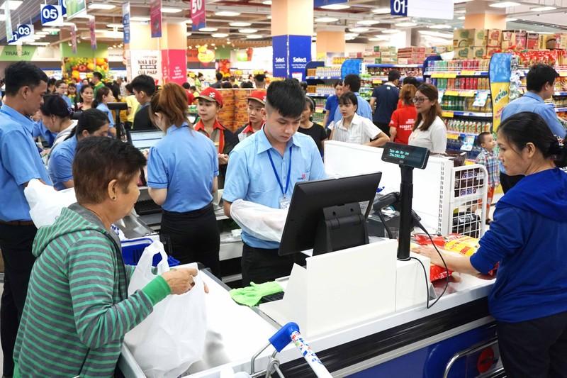 Bị 'thâu tóm' bất thành, Saigon Co.op vẫn vững mạnh - ảnh 1