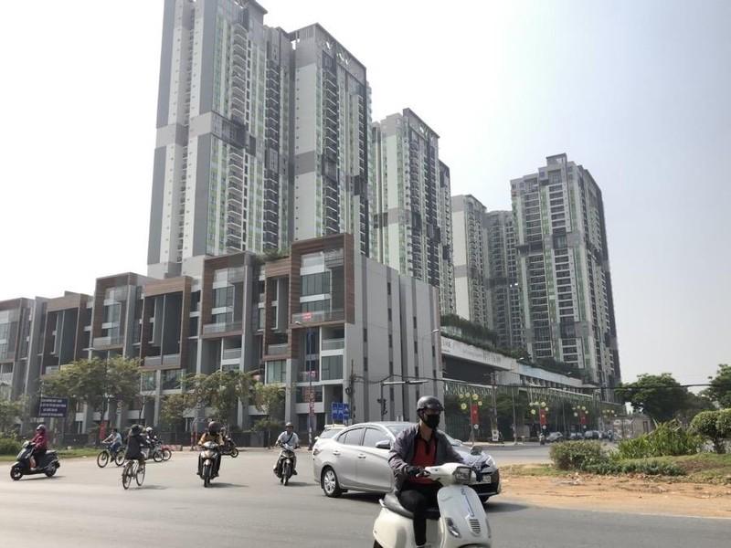 Bộ trưởng Nguyễn Thanh Nghị muốn kéo giảm giá nhà đất - ảnh 1
