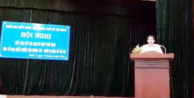 ĐBQH Dương Ngọc Hải nói gì về hai vụ án oan ở TP.HCM - ảnh 1