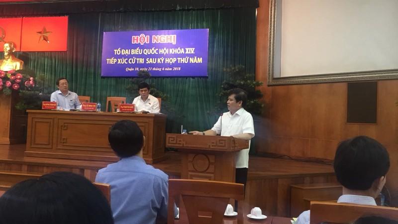 Viện trưởng Tối cao cung cấp thông tin mới vụ Nguyễn Khắc Thuỷ - ảnh 1