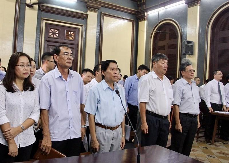 Nguyên chủ tịch HĐQT Ngân hàng MHB lãnh 13 năm tù - ảnh 2
