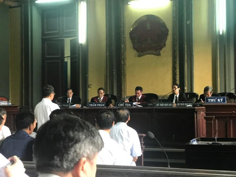 Nguyên chủ tịch HĐQT Ngân hàng MHB lãnh 13 năm tù - ảnh 1