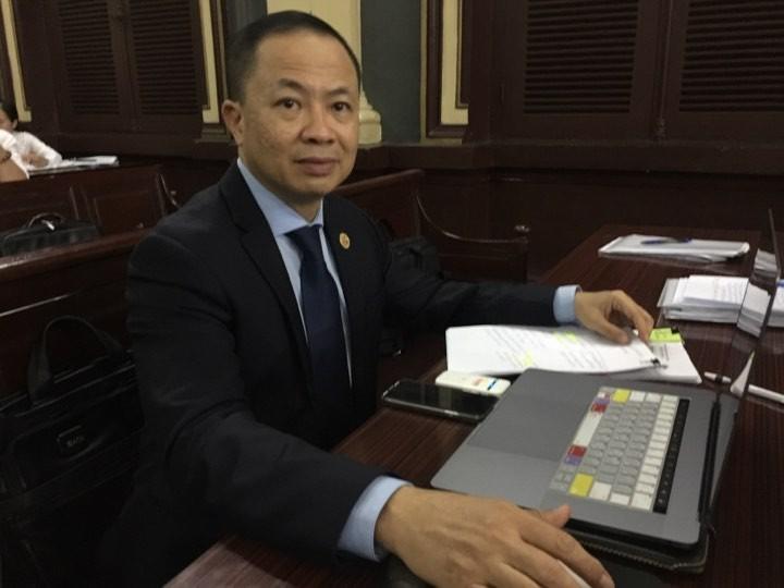 Phiên xử Vũ 'nhôm': Luật sư khen bị cáo trung thực - ảnh 1
