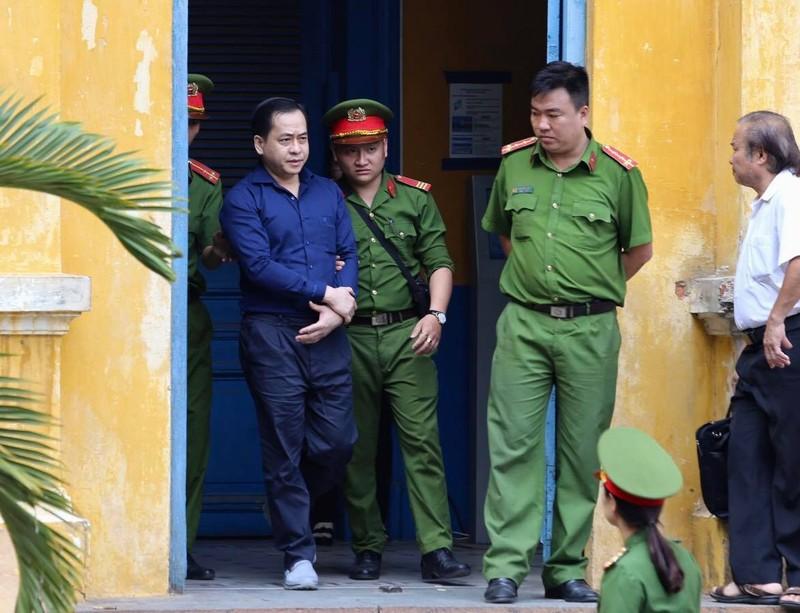 Tuyên án: Trần Phương Bình chung thân, Vũ 'nhôm' 17 năm tù - ảnh 6