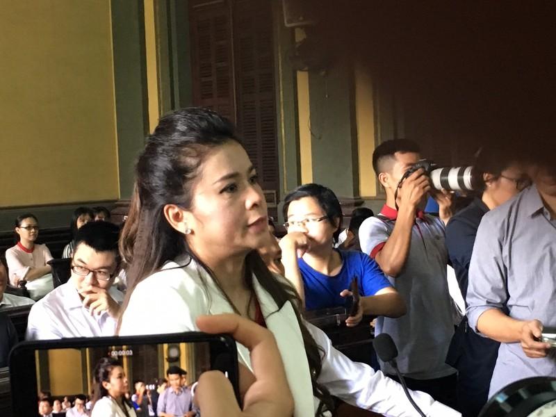 Bà Lê Hoàng Diệp Thảo muốn rút đơn ly hôn tại toà - ảnh 2
