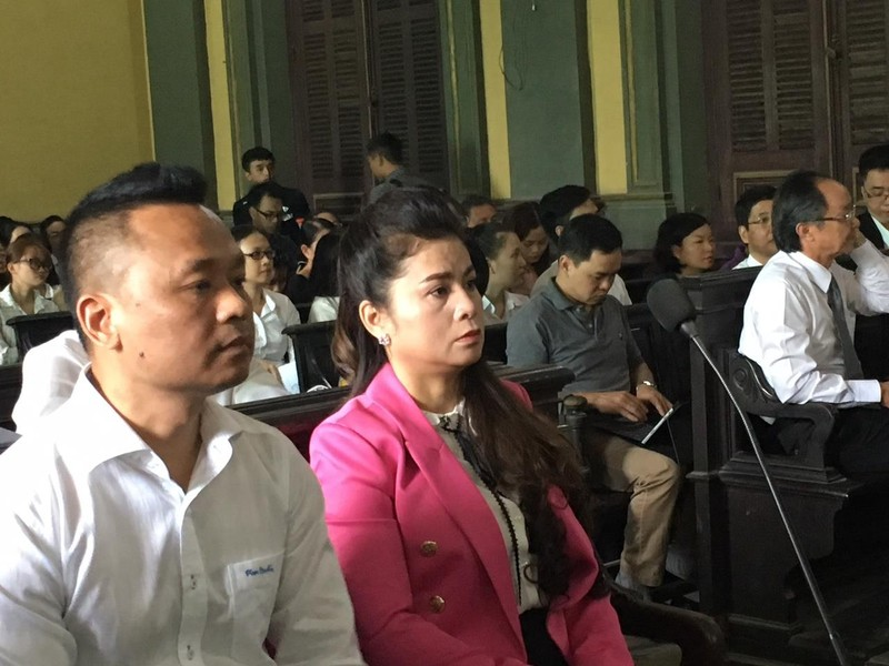 Kiểm sát viên 24 quận huyện tham dự vụ vua cà phê ly hôn - ảnh 2