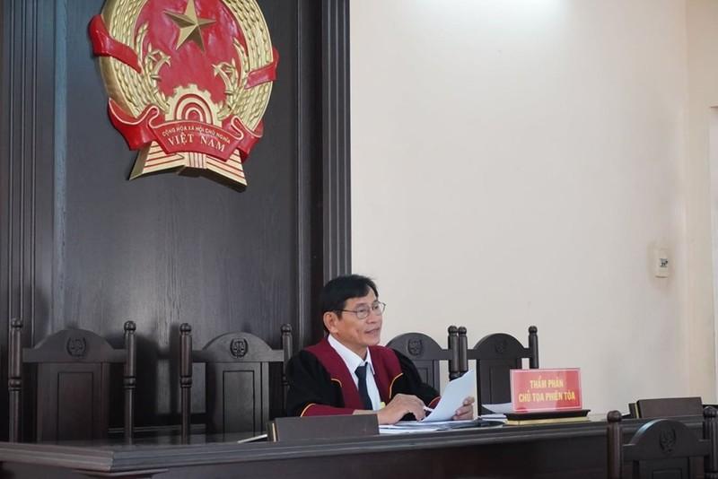 Xử vụ kiện vì không được cấp chứng chỉ hành nghề luật sư - ảnh 1