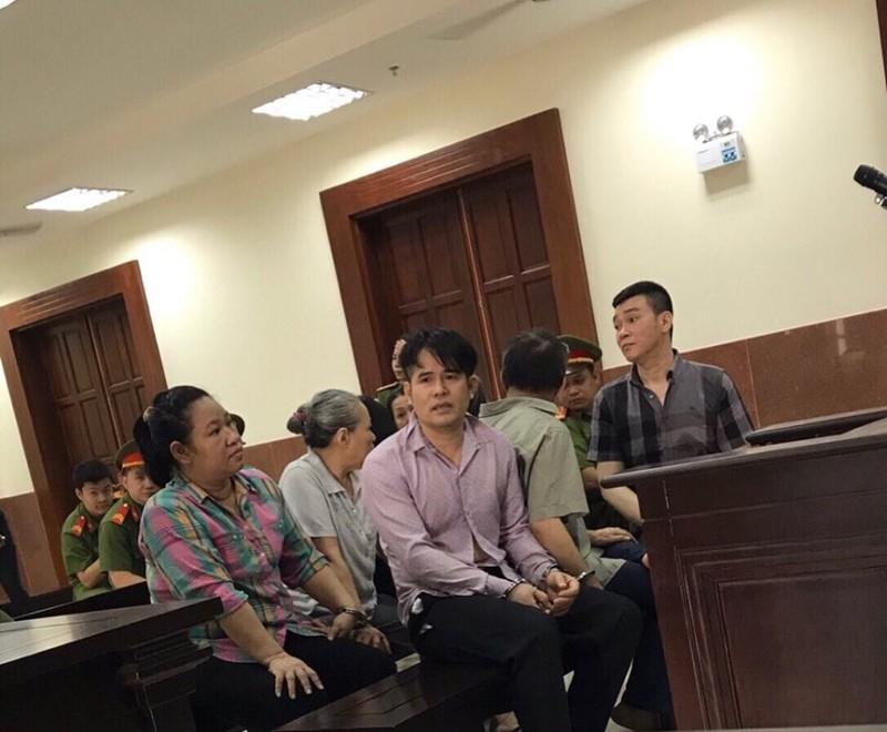 Một người trong đường dây ma túy của Việt kiều thoát án tử - ảnh 1