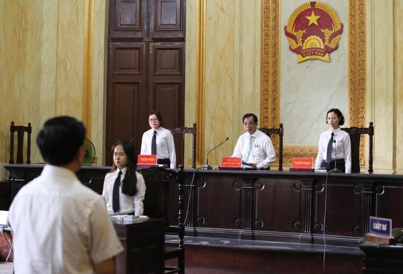 Tòa quận 4 đã ủy thác thi hành án ông Nguyễn Hữu Linh - ảnh 1