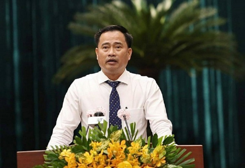 TP.HCM: Chánh án Lê Thanh Phong được giới thiệu ứng cử ĐBQH - ảnh 1