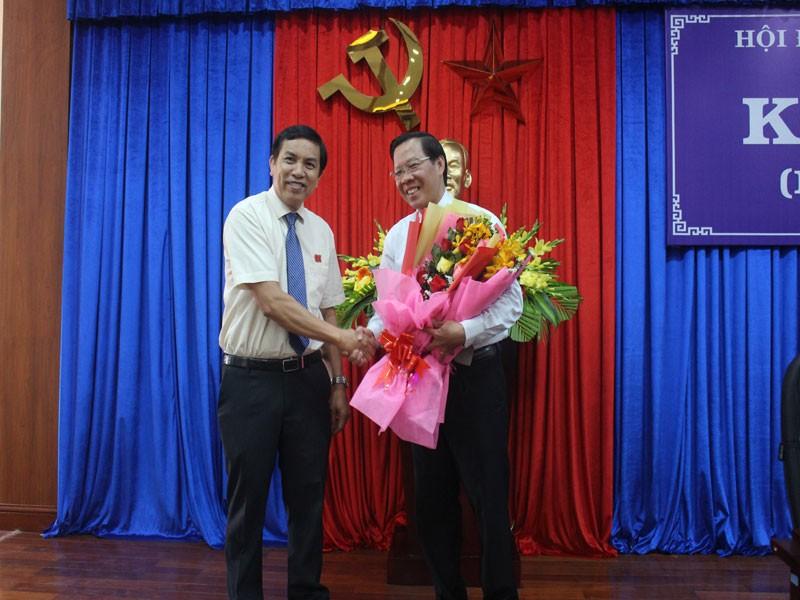 Ông Phan Văn Mãi được bầu làm Chủ tịch HĐND tỉnh Bến Tre - ảnh 2