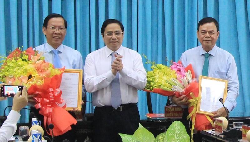 Ông Phan Văn Mãi giữ chức vụ bí thư Tỉnh ủy Bến Tre - ảnh 1