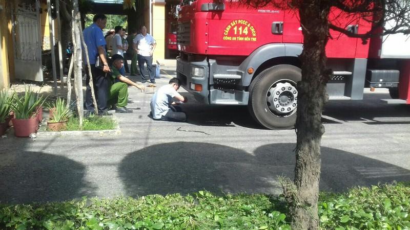 Đi thăm cô ngày 20-11, nữ sinh bị xe cứu hỏa tông tử vong - ảnh 2