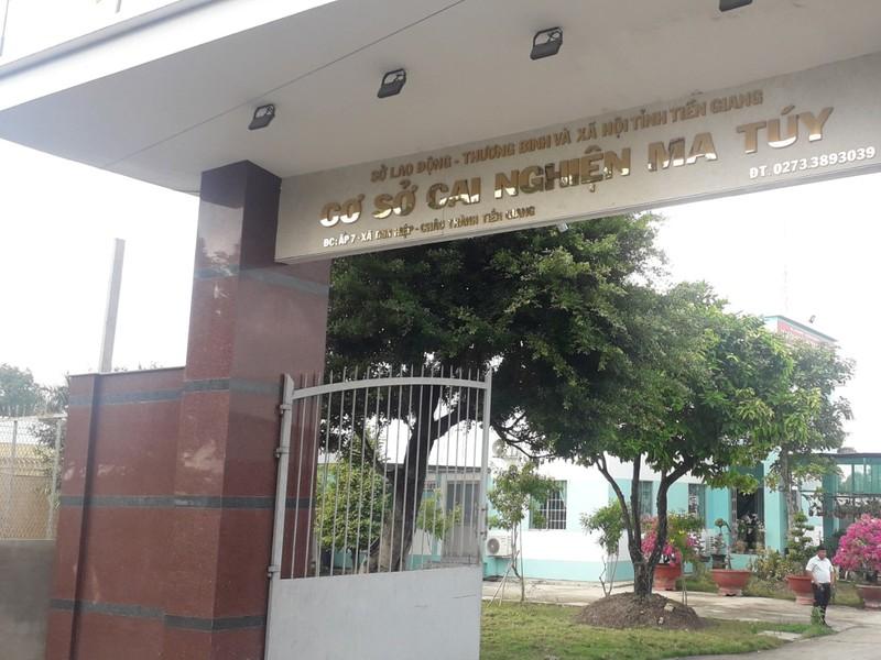 119 học viên trốn khỏi trại cai nghiện ma túy ở Tiền Giang - ảnh 2