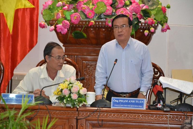 Có 2.186 tỉ đồng, cao tốc Trung Lương - Mỹ Thuận đang tăng tốc - ảnh 1